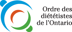 College of Dietitians of Ontario Logo